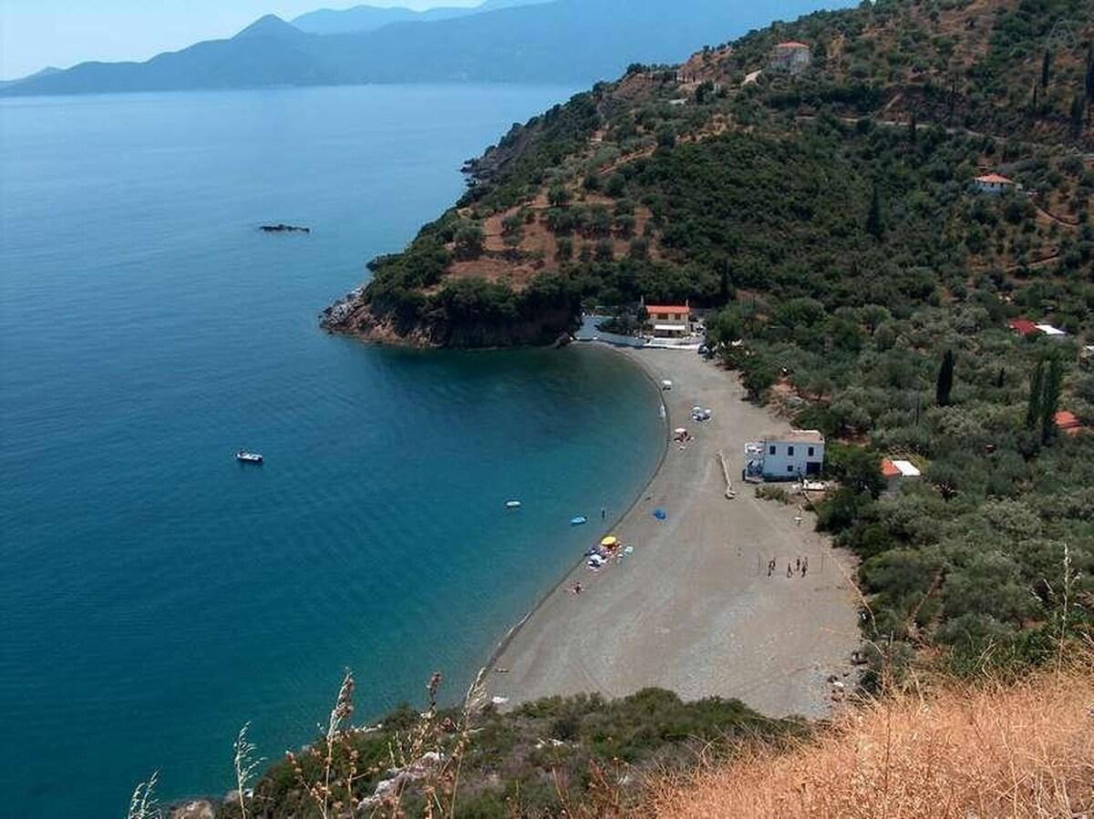 Ионическое море пелопоннес
