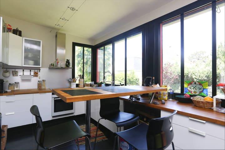 Maison calme proche de Paris - Soisy-sous-Montmorency