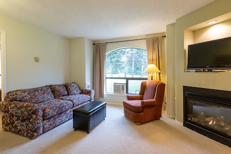 Quiet Mountainside Living:  Ski-in/Ski-out Access - Whistler
