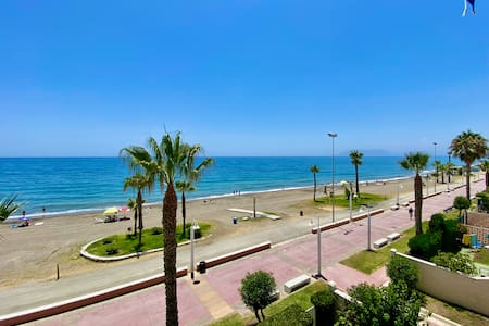Rincon Relax Seafront apartment (Wifi & A/C)