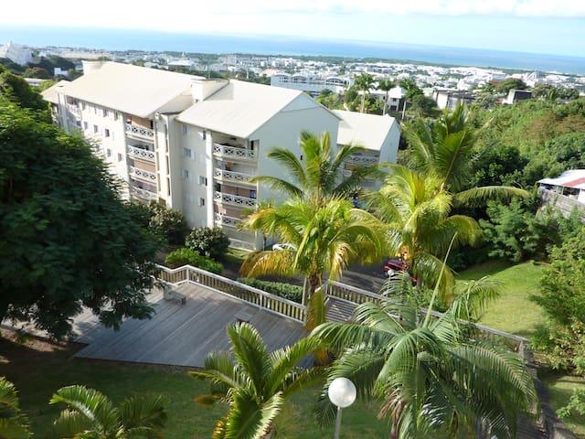 Location de 2 chambres à la Reunion - Sainte-Clotilde - Apartment
