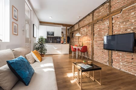 Cosy stylish studio in Chamberí - Madrid