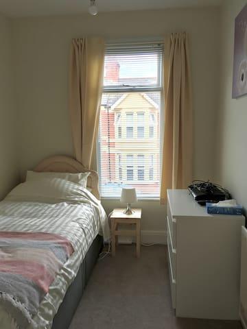Quiet Single Room - Cardiff Gabalfa (2)
