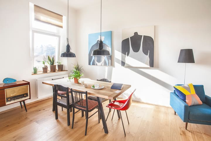 Unique design apartment in Prague - Praag - Appartement