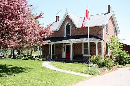Horse Ranch Hideaway - Campbellford - Hus