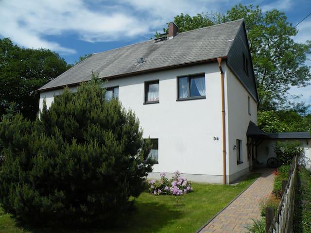 Ferienwohnung am Rittergut - Oberschöna - House