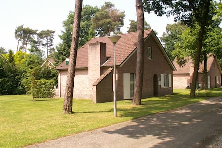 Bungalows Oisterwijk (4persoons) - Oisterwijk - 小木屋