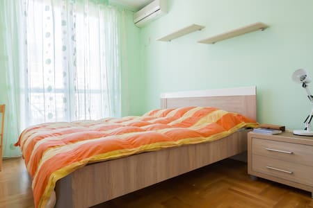 DOUBLE BED IN A NEW HOME - Budva