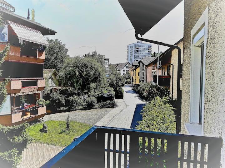 XL Wohnung im Haus für 8–9 Person