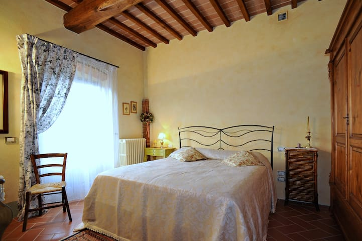 Colonica storica in Toscana - Faella - Appartement