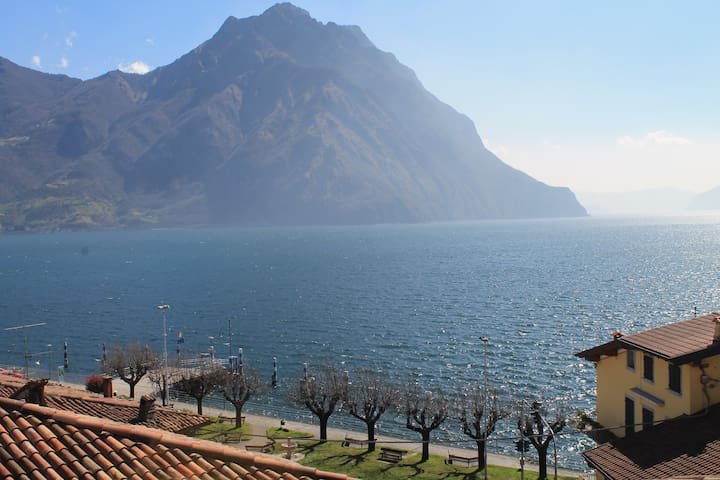 Dimora antica sulle rive del lago - Castro - Oda + Kahvaltı