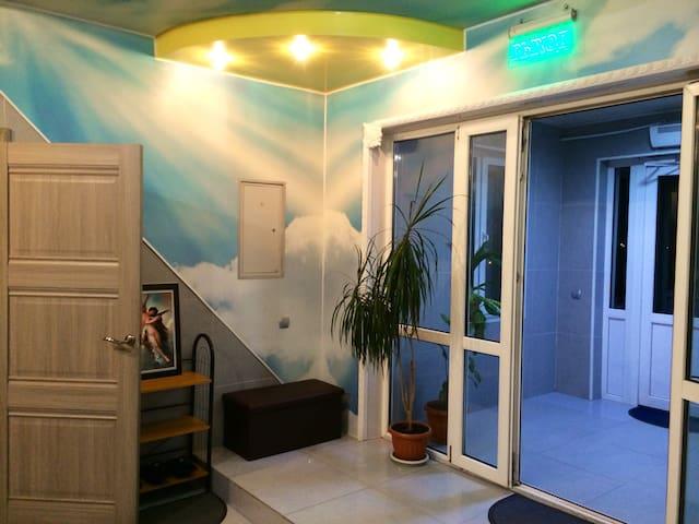 Комната с оригинальным дизайном - Уссурийск