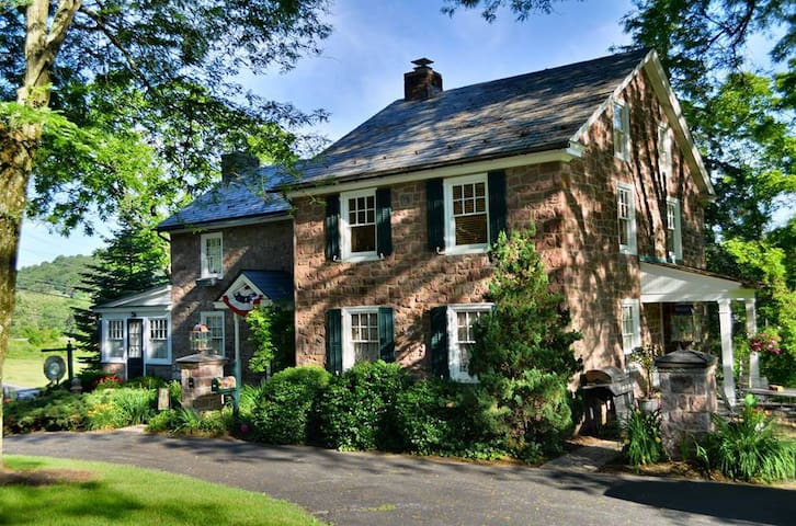 Historical German Farmhouse in Pa. - Mohnton - Bed & Breakfast