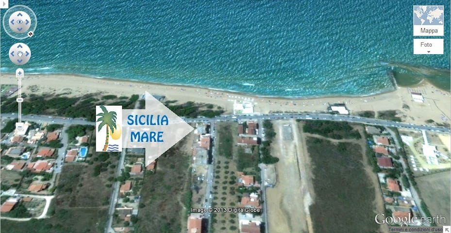 Only 30 meters from the sea... - Agrigento - Apartment