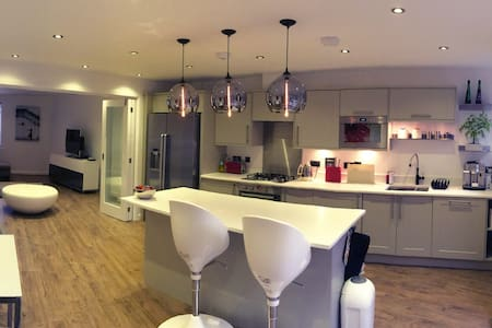 Designer Modern Family Home  - Royal Tunbridge Wells