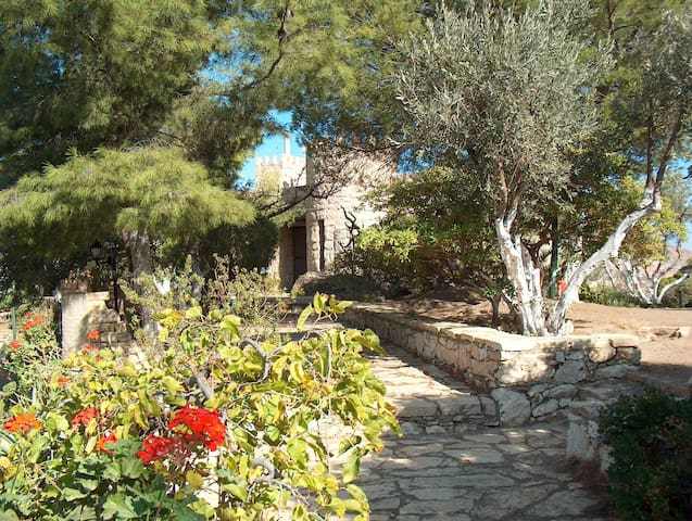 Castle Vigla - Leros - Appartement