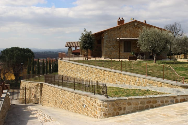 Boscatello B&B close to Cortona  - Castiglion Fiorentino - Bed & Breakfast