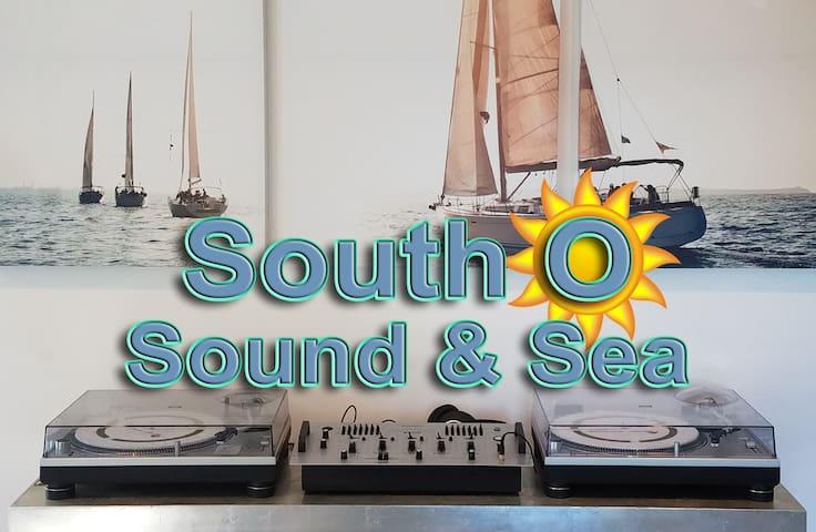South O Sound and Sea