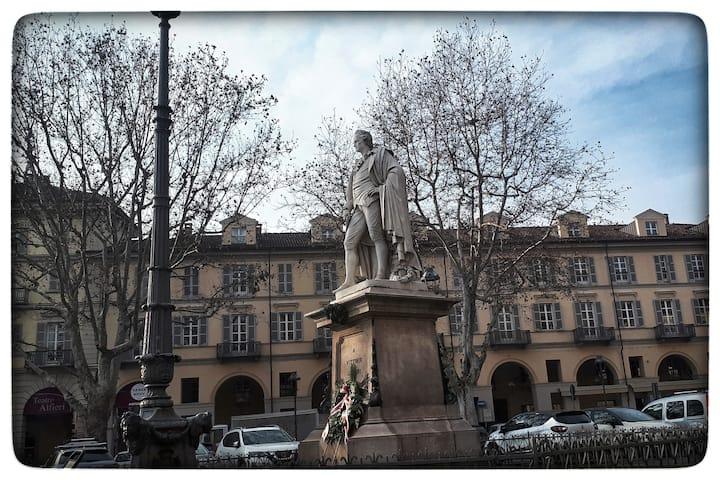 A due passi dal centro storico