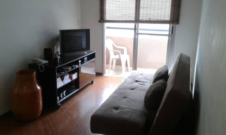 Apartamento novo em condomínio no Imirim