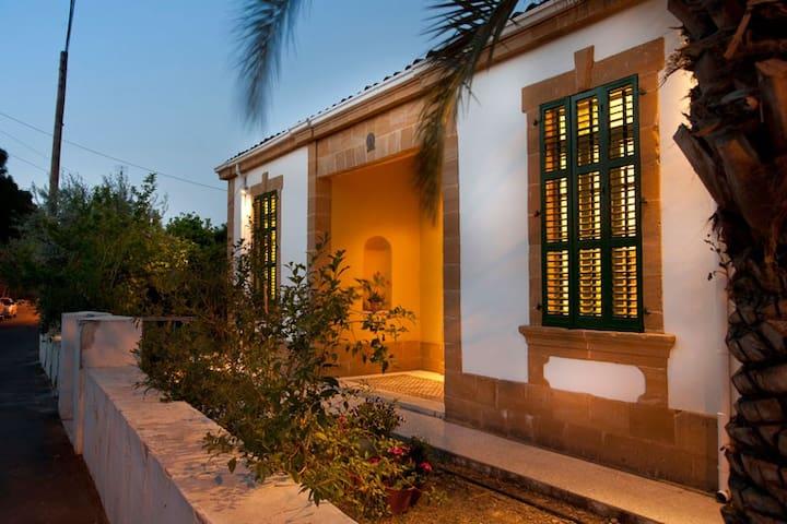 Stunning Traditional Villa, Strovolos, Nicosia