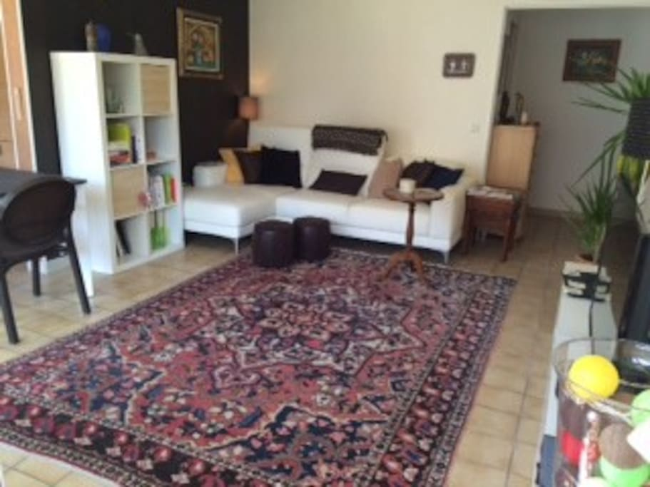 10min pied ar nes gare appartements louer n mes languedoc roussillon france - Jardin anglais terrasse nimes ...