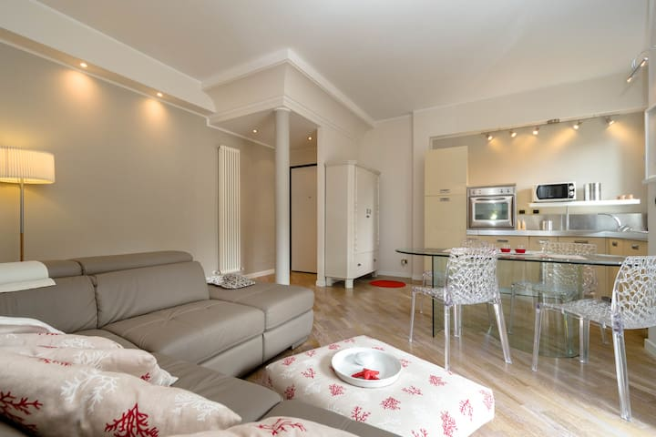 Wonderful flat with sea wiew Clima - Rapallo - Flat