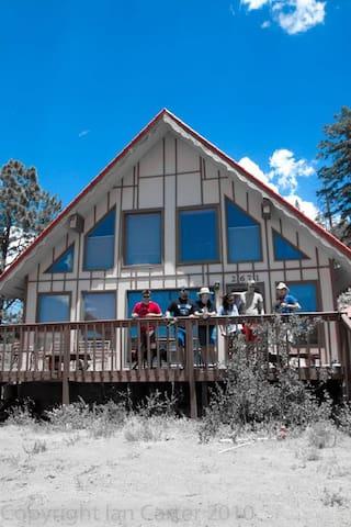 Mountain cabin in Westcliffe - Westcliffe - Cottage