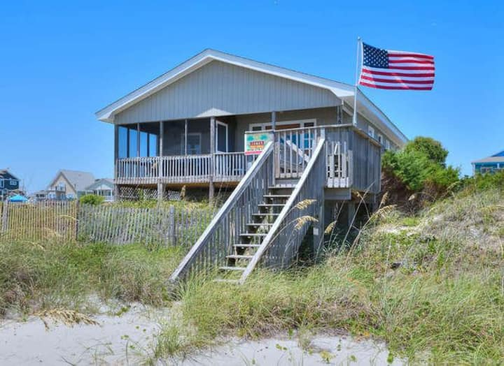 Holiday House-OCEANFRONT