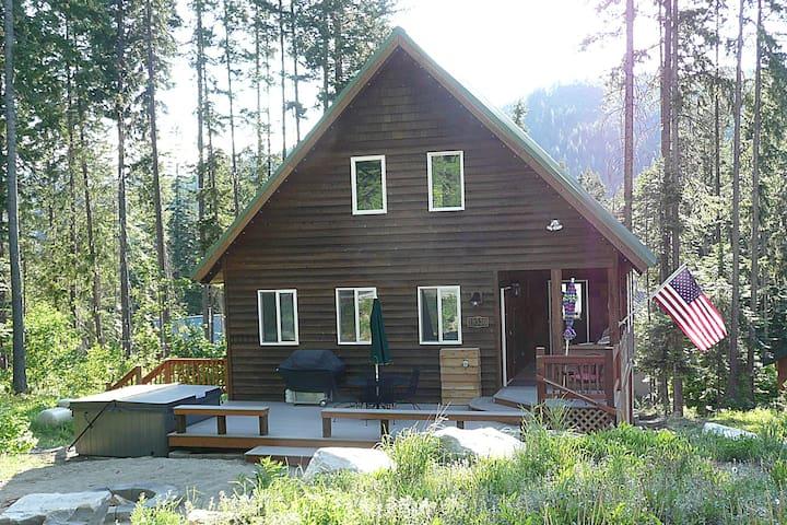 Nason Creek Cabin - Leavenworth - Cabin