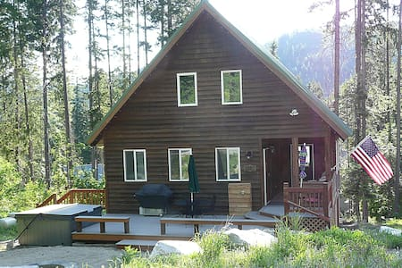Nason Creek Cabin - Leavenworth - Cabin