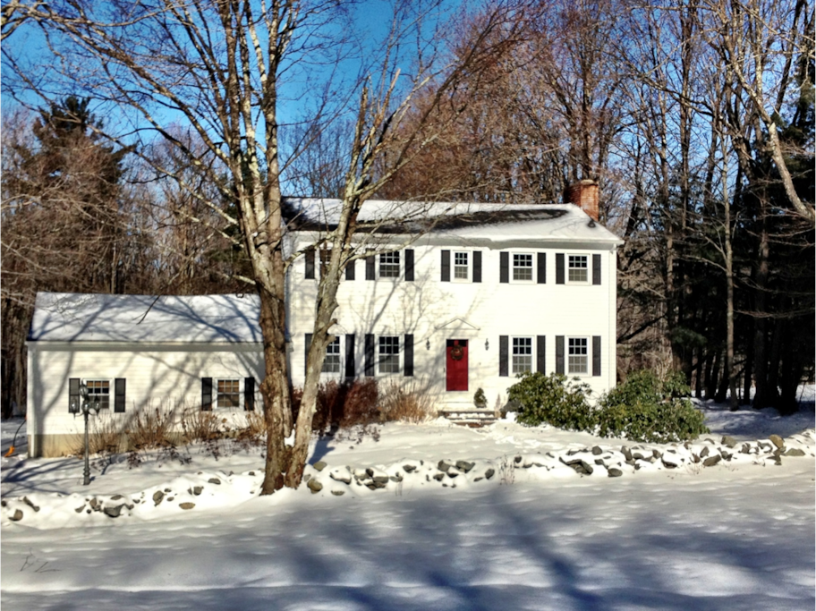 CT in Winter