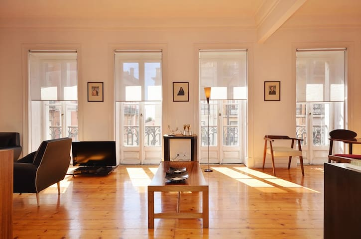 Lisbon Family Apart in BairroAlto - Lissabon - Appartement