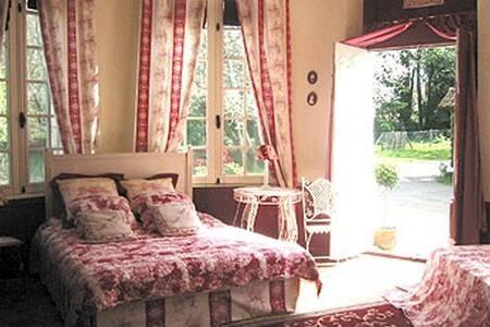 Chambre Carpe Diem dans un chateau - Bouaye