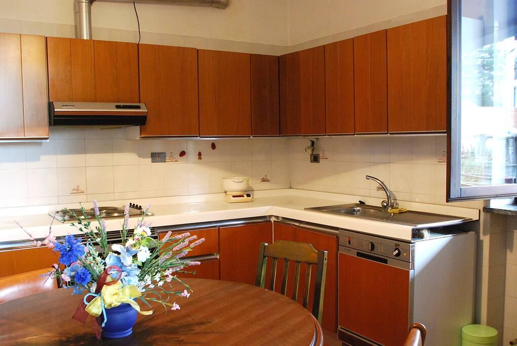 La nostra cucina.