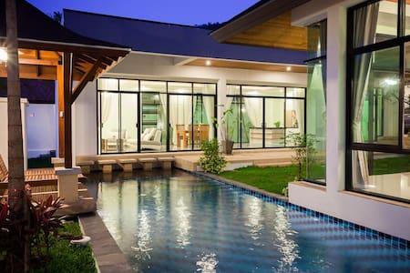 Phuket Pool Villa in Rawai - Rawai - Casa de camp