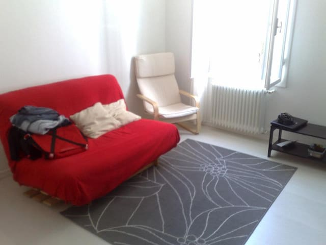 Bed in a double room in Trento! - Trento - Daire