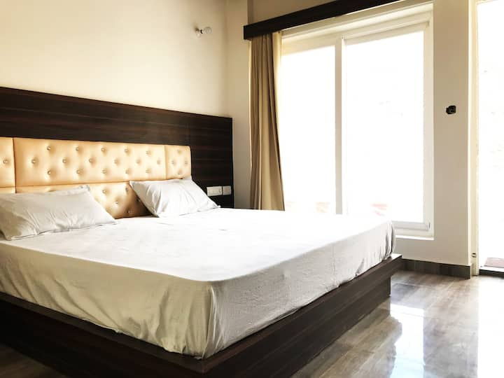 Private stay near to Paragliding site Mussoorie