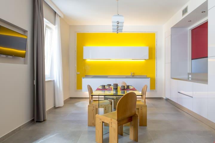 Home sweet Home @Desenzano MODERN - Desenzano del Garda - Appartement