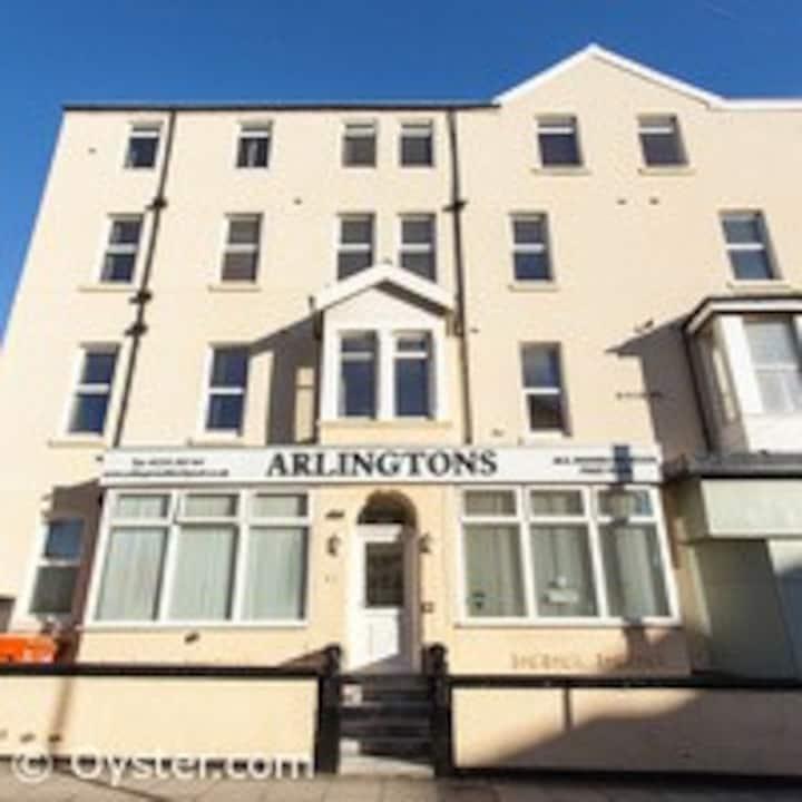 Arlingtons - An oasis in vibrant Blackpool!