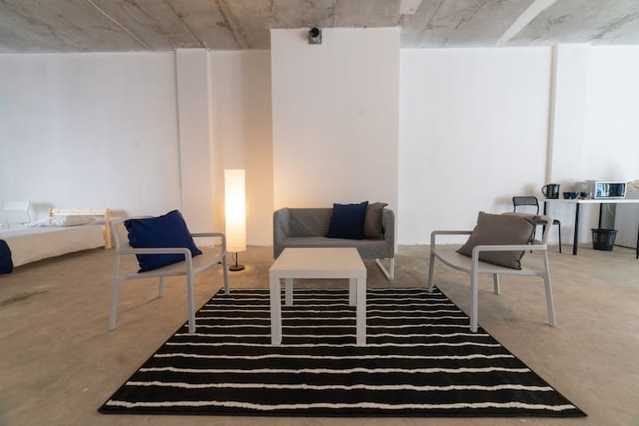 Budget loft in Old Town Riga