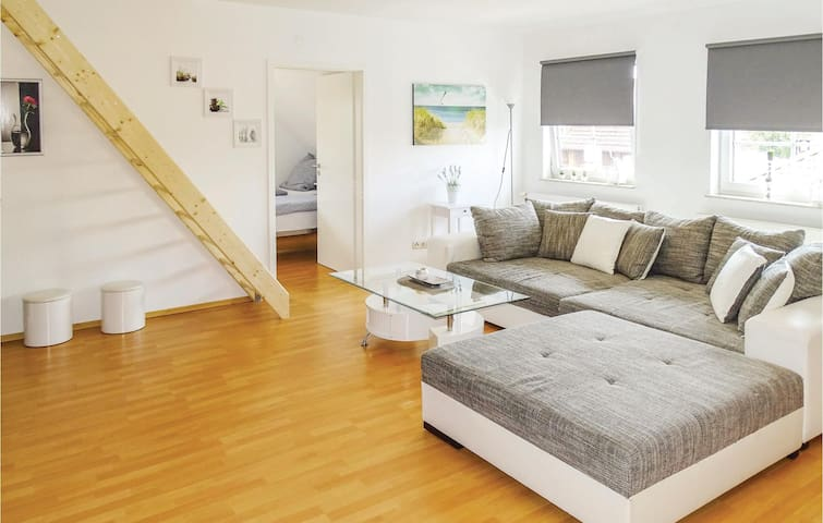 Holiday apartment with 2 bedrooms on 98m² in Insel Poel OT Timmendo