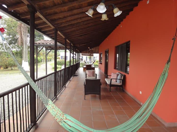 Villa Thiago Habitacion 1