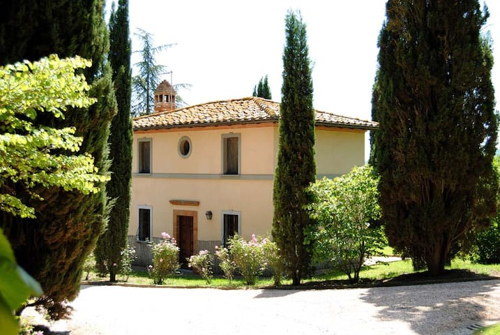 Agriturismo Poggiolo perugia-lilla - Pérouse - Maison