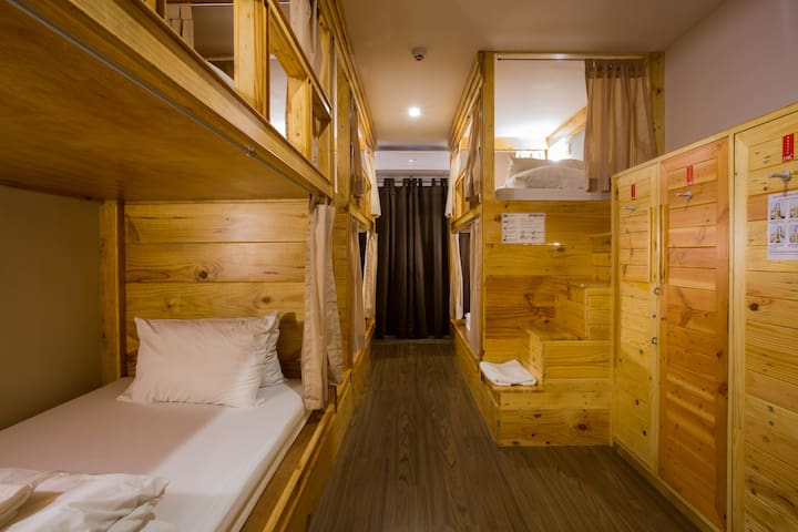 Nonnee KATA 1 Bed in 6 Beds shared dormitory