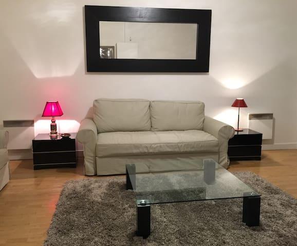 Appartement de 54m2 proche Montmartre Paris 75009 - Paris - Apartment