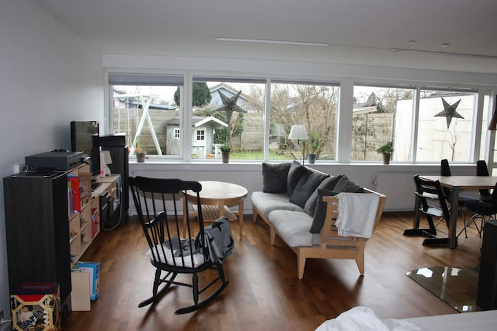 House in family-friendly location - Farum - Huis