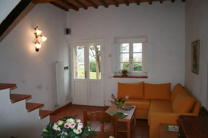 Casa Giovanna Ap.1 - San rocco a pilli - Apartamento