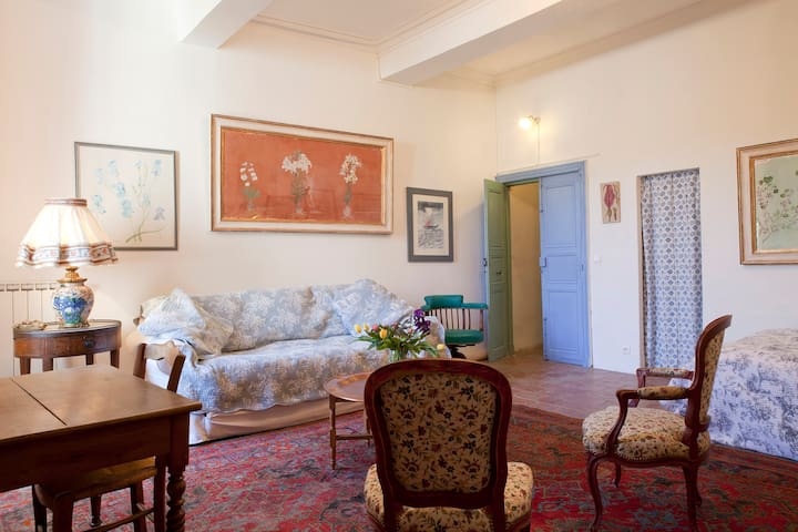 Sarah's and Alice's en suite - Saint-Hippolyte du Fort - Bed & Breakfast