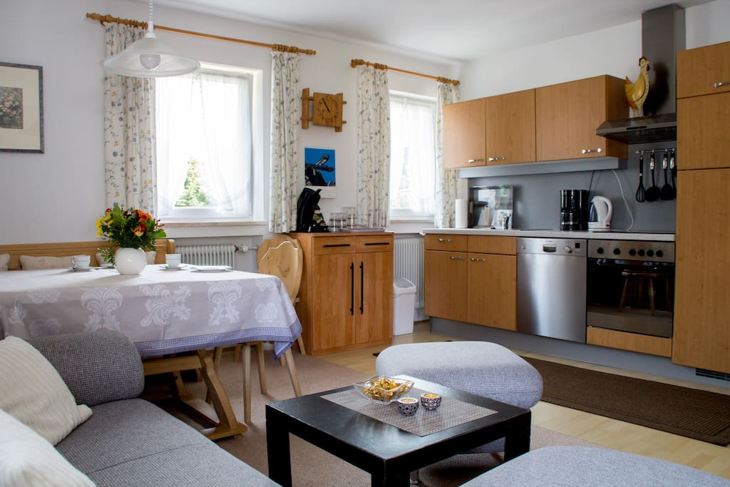 Holiday Home, 2 separate Bedrooms